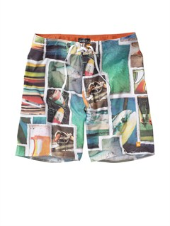 "WBB0Frenzied  9"" Boardshorts by Quiksilver - FRT1"