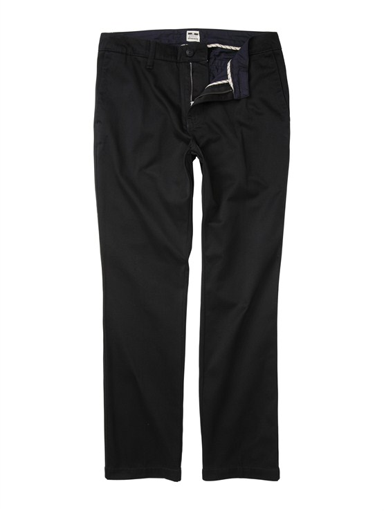 BLKClass Act Chino Pants  32  Inseam by Quiksilver - FRT1