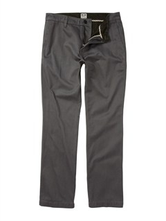 CHAClass Act Chino Pants  32  Inseam by Quiksilver - FRT1