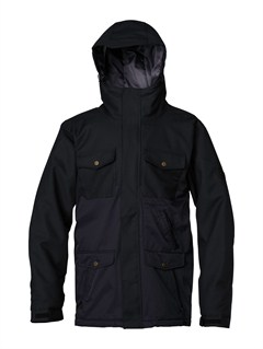 KVJ0Harvey  0 Insulated Jacket by Quiksilver - FRT1