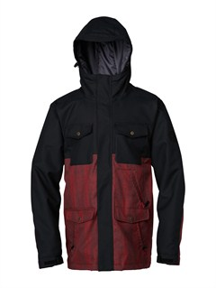 RRG0Select All  0K Insulated Jacket by Quiksilver - FRT1