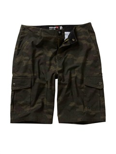 CMODisruption Chino 2   Shorts by Quiksilver - FRT1