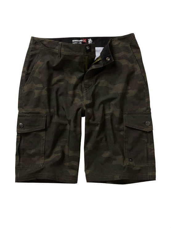 CMORegency 22  Shorts by Quiksilver - FRT1