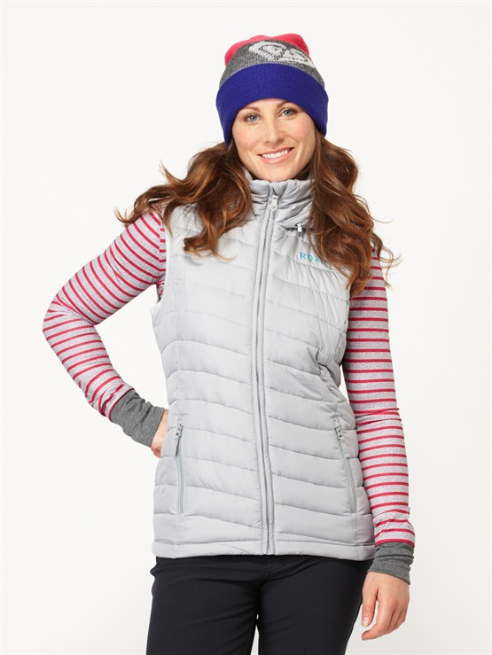 SJE0Torah Bright Luminous Jacket by Roxy - FRT1