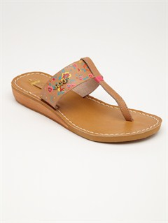 ASTAerial Wedge Sandals by Roxy - FRT1
