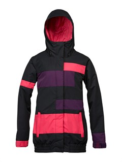 KVJ0Fast Times Jacket by Roxy - FRT1