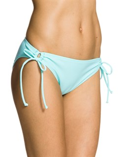 BHF0Essentials 70 s Lowrider Tie Side Bottoms by Roxy - FRT1