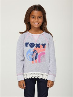 SGRHGirls 2-6 Back Bay Peacoat by Roxy - FRT1