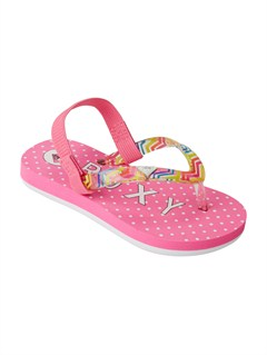 PNKGirls 2-6 TW Lanai Sandals by Roxy - FRT1