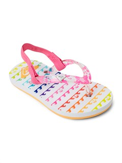 RAIBaby Berry Sandal by Roxy - FRT1