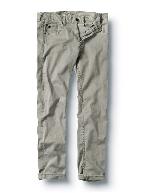 GRYDistortion Jeans  32  Inseam by Quiksilver - FRT1