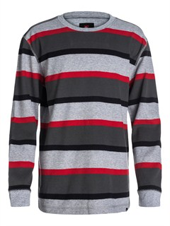KRP0Boys 8- 6 Score Core Heather T-Shirt by Quiksilver - FRT1