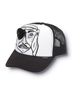 BKWOutsider Hat by Quiksilver - FRT1