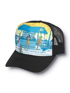 PRTMountain and Wave Hat by Quiksilver - FRT1