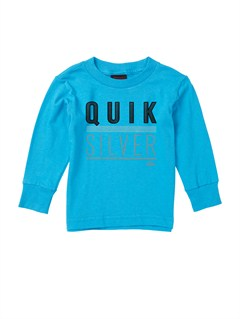 BMJ0Baby Damaged Long Sleeve T-Shirt by Quiksilver - FRT1