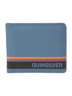BLF0Apex Leather Wallet by Quiksilver - FRT1