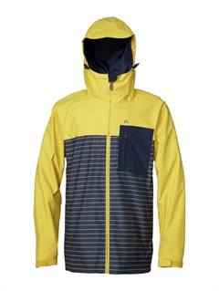 YKN0Over And Out Gore-Tex Pro Shell Jacket by Quiksilver - FRT1