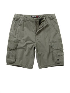 GQM0Disruption Chino 2   Shorts by Quiksilver - FRT1