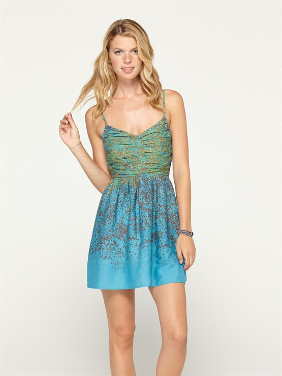 BNY6Shoreline Dress by Roxy - FRT1