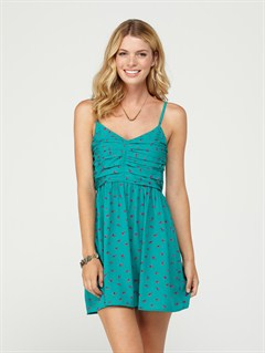 BQT6Shoreline Dress by Roxy - FRT1