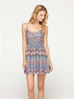 BTN3Sunburst Dress by Roxy - FRT1