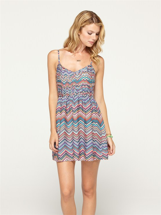 BTN3Shoreline Dress by Roxy - FRT1
