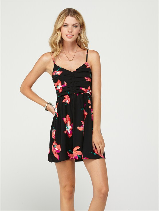 KVJ6Shoreline Dress by Roxy - FRT1