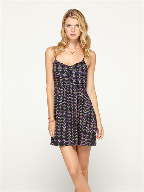 KVJ7Shoreline Dress by Roxy - FRT1