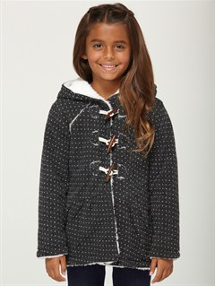 KVJ6Girls 2-6 Frozen Sea Hoodie by Roxy - FRT1