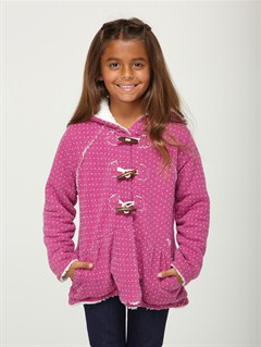 MPF6Girls 2-6 Back Bay Peacoat by Roxy - FRT1