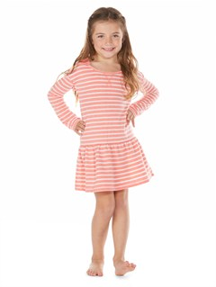 MJJ3Girls 2-6 Block Party Dress by Roxy - FRT1