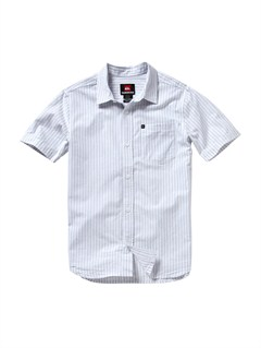 BND0Boys 8- 6 Engineer Pat Short Sleeve Shirt by Quiksilver - FRT1