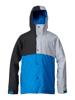 KRP0Lone Pine 20K Insulated Jacket by Quiksilver - FRT1