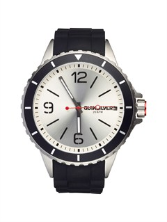 SILAdmiral Leather Watch by Quiksilver - FRT1