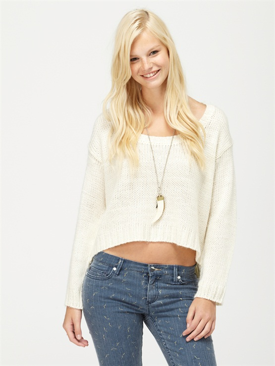 CRMHadley Sweater by Roxy - FRT1