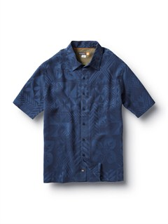 DBLMen s Baracoa Coast Short Sleeve Shirt by Quiksilver - FRT1