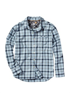 NVYMen s Clear Days Short Sleeve Shirt by Quiksilver - FRT1