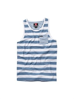 WBB3Boys 8- 6 Block Point Tank Top by Quiksilver - FRT1
