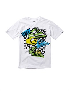 WBB0Boys 8- 6 For The Bird T-Shirt by Quiksilver - FRT1