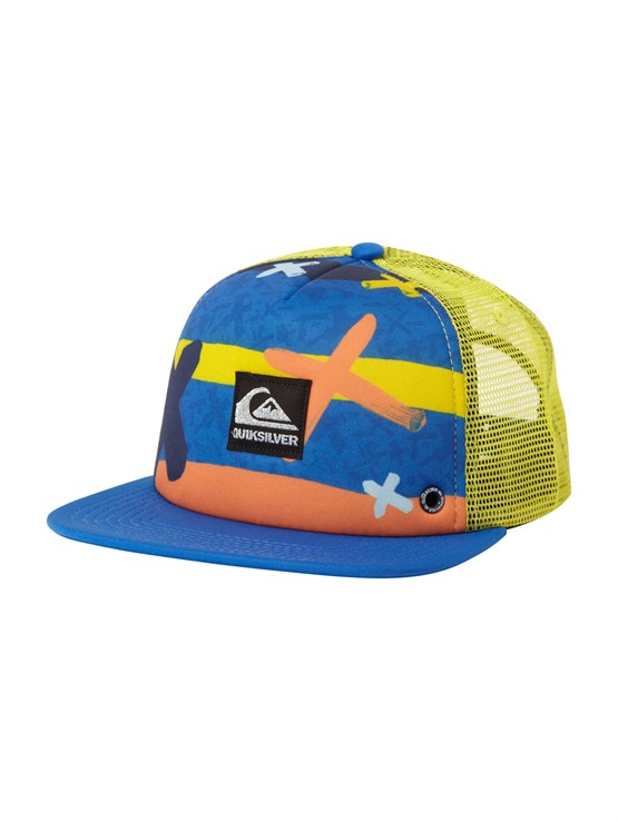 BPC0Baby Mountain and the Wave Hat by Quiksilver - FRT1