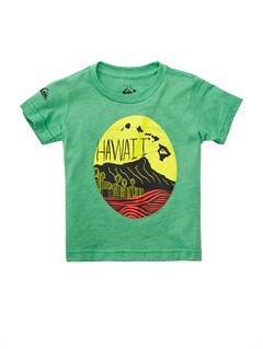 GPSHBaby Biter Glow in the Dark T-Shirt by Quiksilver - FRT1