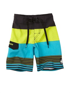 KVJ3Boys 2-7 Clean And Mean Boardshorts by Quiksilver - FRT1