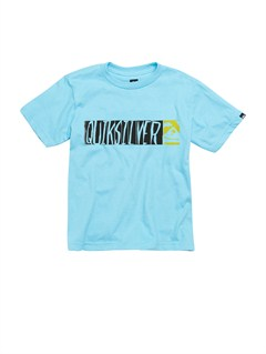 BHR0Boys 2-7 Checkers T-Shirt by Quiksilver - FRT1