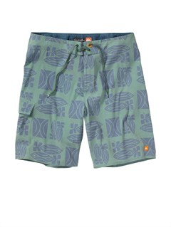 "YGG0Frenzied  9"" Boardshorts by Quiksilver - FRT1"