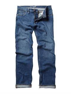 BQP0Double Up Jeans  32  Inseam by Quiksilver - FRT1