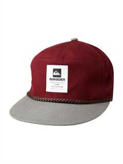 RSS0After Hours Trucker Hat by Quiksilver - FRT1