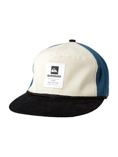 WDV0Please Hold Trucker Hat by Quiksilver - FRT1