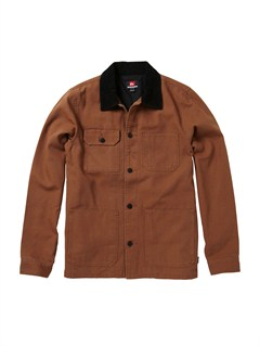 CQF0Carpark Jacket by Quiksilver - FRT1