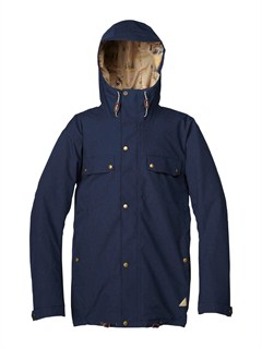 KTP0Mission  0K Insulated Jacket by Quiksilver - FRT1