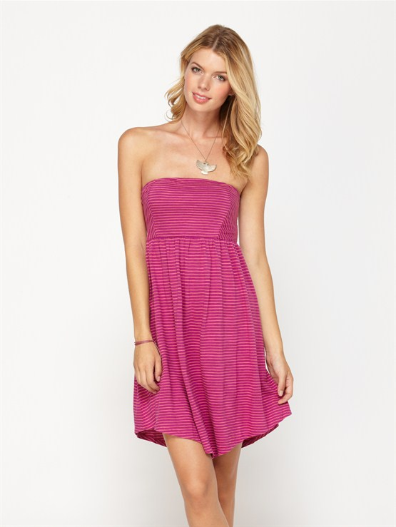 MPF4Shoreline Dress by Roxy - FRT1